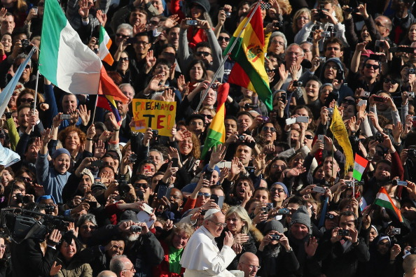 St「The Inauguration Mass For Pope Francis」:写真・画像(3)[壁紙.com]
