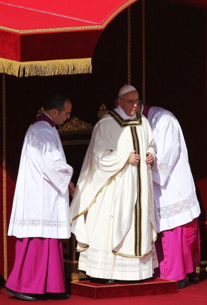 St「The Inauguration Mass For Pope Francis」:写真・画像(5)[壁紙.com]