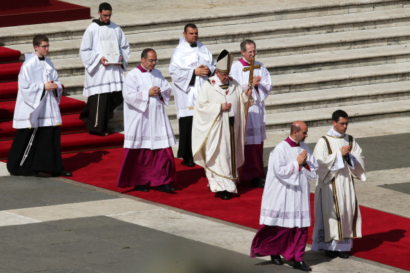 St「The Inauguration Mass For Pope Francis」:写真・画像(11)[壁紙.com]