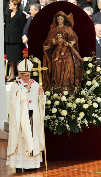 Religious Mass「The Inauguration Mass For Pope Francis」:写真・画像(17)[壁紙.com]