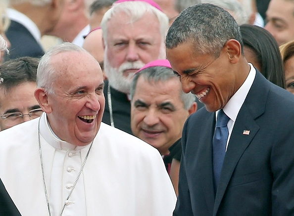 USA「Pope Francis Arrives From Cuba For Visit To D.C., New York, And Philadelphia」:写真・画像(3)[壁紙.com]