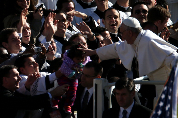 St「The Inauguration Mass For Pope Francis」:写真・画像(9)[壁紙.com]