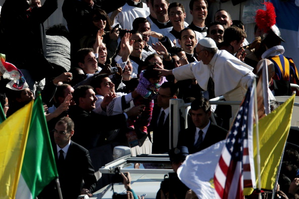 St「The Inauguration Mass For Pope Francis」:写真・画像(10)[壁紙.com]