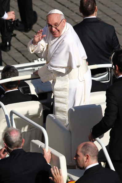 St「The Inauguration Mass For Pope Francis」:写真・画像(8)[壁紙.com]
