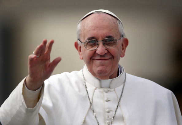 Pope Francis「Pope Francis Holds His Weekly General Audience」:写真・画像(7)[壁紙.com]