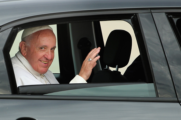 USA「Pope Francis Arrives From Cuba For Visit To D.C., New York, And Philadelphia」:写真・画像(7)[壁紙.com]