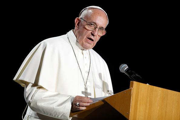 Pope「Pope Francis Visits Sweden  - Day 1」:写真・画像(4)[壁紙.com]