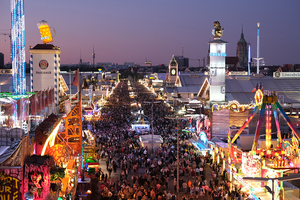 Munich「Oktoberfest 2019 Opening Weekend」:写真・画像(4)[壁紙.com]
