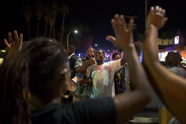 Tranquility「El Cajon, CA Police Fatally Shoot Unarmed Man」:写真・画像(12)[壁紙.com]