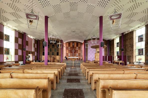 Bench「Christ Church」:写真・画像(12)[壁紙.com]