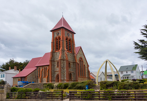 Port Stanley - Falkland Islands「Christ Church Cathedral」:スマホ壁紙(11)