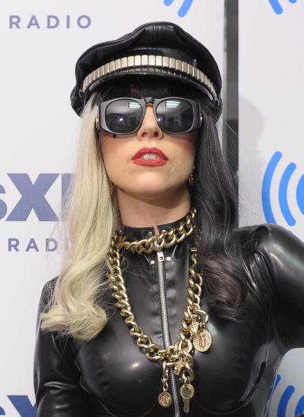 "Black Hair「Lady Gaga Visits ""The Morning Mash Up"" On SiriusXM Hits 1」:写真・画像(1)[壁紙.com]"