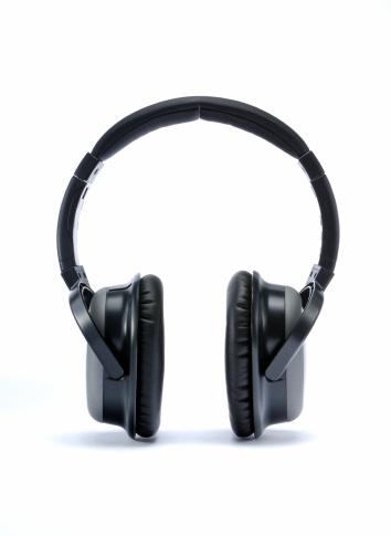 Headphone「Audio headphones」:スマホ壁紙(2)