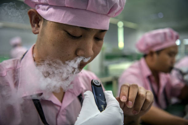 China Dominates Global Vaping Production:ニュース(壁紙.com)