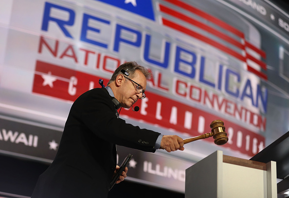 2016年共和党全国大会「Republican National Convention: Day One」:写真・画像(17)[壁紙.com]