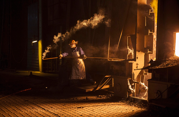 Molten「A Look Inside China's Steel Industry」:写真・画像(5)[壁紙.com]