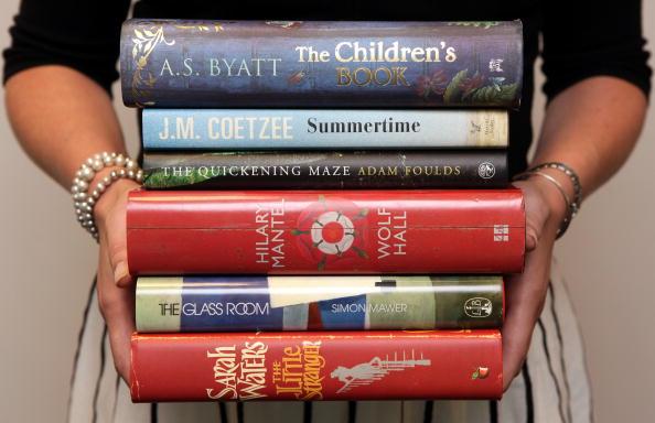 Imagination「Man Booker Prize For Fiction 2009 - Press Conference」:写真・画像(6)[壁紙.com]