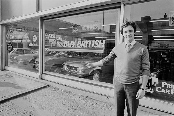 Transportation「Buy British」:写真・画像(12)[壁紙.com]