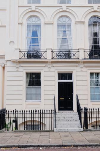 Row House「London house」:スマホ壁紙(12)
