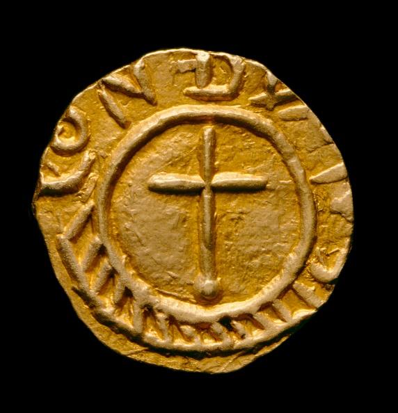 金融と経済「Crondall Coin No. 59; Anglo-Saxon Coin」:写真・画像(5)[壁紙.com]