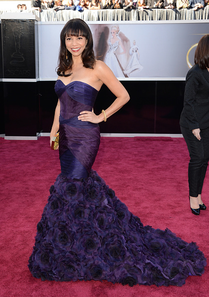 Yellow Purse「85th Annual Academy Awards - Arrivals」:写真・画像(8)[壁紙.com]