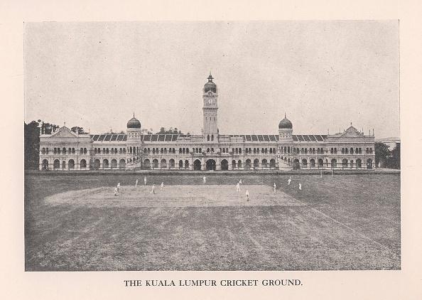 Sport「The Kuala Lumpur Cricket Ground, Malaya, 1912」:写真・画像(15)[壁紙.com]