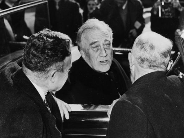 Franklin Roosevelt「President Franklin D Roosevelt」:写真・画像(1)[壁紙.com]