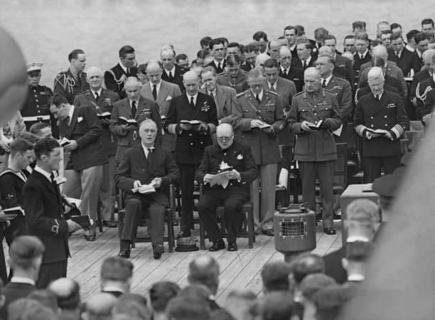 Churchill And Roosevelt:ニュース(壁紙.com)