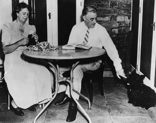 Franklin Roosevelt「Franklin D And Eleanor Roosevelt」:写真・画像(18)[壁紙.com]
