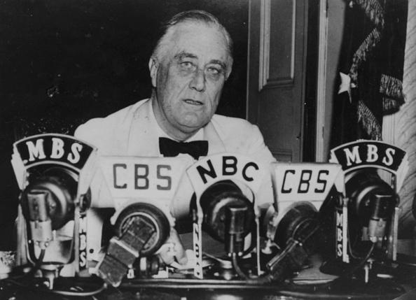 Speech「Franklin D Roosevelt」:写真・画像(9)[壁紙.com]