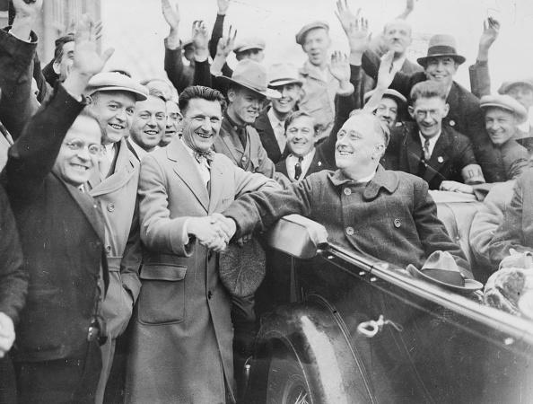 Franklin Roosevelt「Franklin D Roosevelt」:写真・画像(9)[壁紙.com]