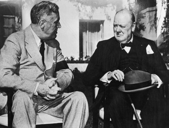 Franklin Roosevelt「Casablanca Conference」:写真・画像(17)[壁紙.com]