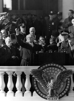 Franklin Roosevelt「Inauguration of Franklin D. Roosevelt」:写真・画像(1)[壁紙.com]