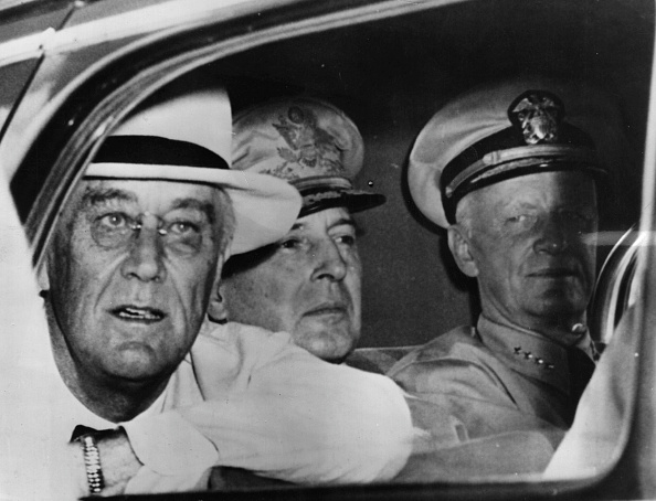 Franklin Roosevelt「FDR on Military Tour」:写真・画像(12)[壁紙.com]