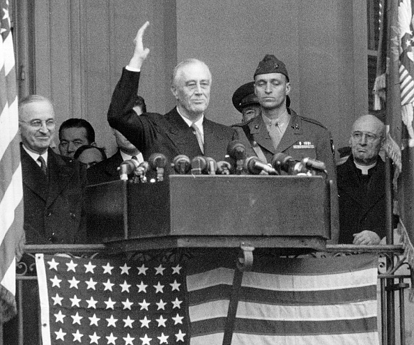 Franklin Roosevelt「Inauguration of Franklin D. Roosevelt」:写真・画像(13)[壁紙.com]