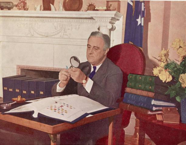Franklin Delano Roosevelt:ニュース(壁紙.com)