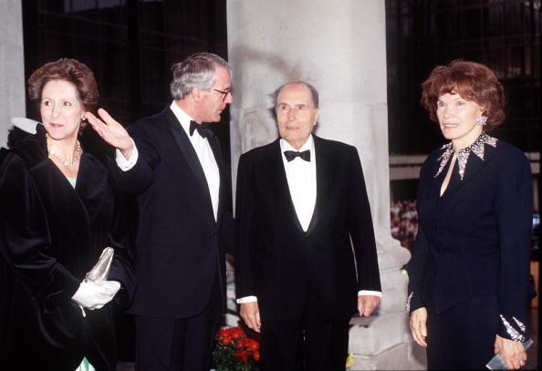 Evening Wear「John Major And President Mitterrand」:写真・画像(15)[壁紙.com]