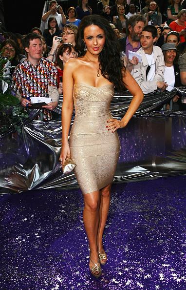 Herve Leger「British Soap Awards 2008 - Arrivals」:写真・画像(14)[壁紙.com]