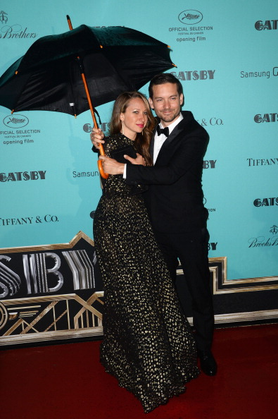 Black Suit「'The Great Gatsby' Party - The 66th Annual Cannes Film Festival」:写真・画像(17)[壁紙.com]