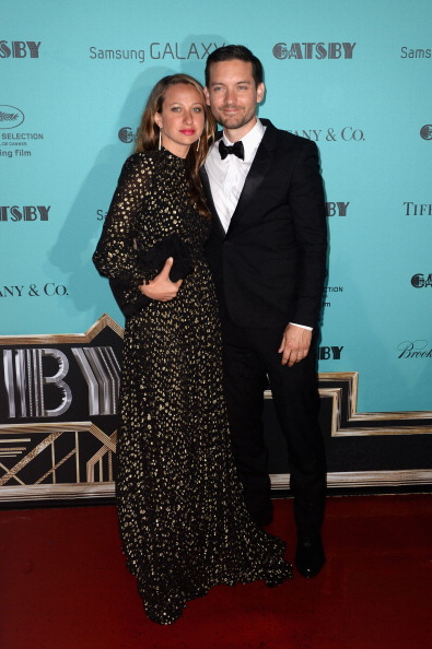 Black Suit「'The Great Gatsby' Party - The 66th Annual Cannes Film Festival」:写真・画像(14)[壁紙.com]