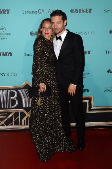 Black Suit「'The Great Gatsby' Party - The 66th Annual Cannes Film Festival」:写真・画像(16)[壁紙.com]