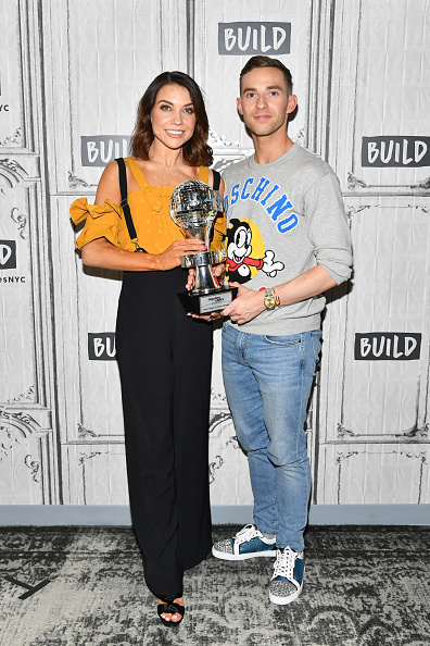 Adam Rippon「Celebrities Visit Build - May 23, 2018」:写真・画像(19)[壁紙.com]