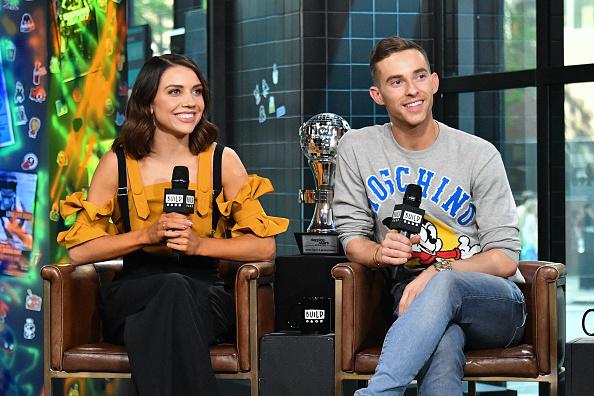 Adam Rippon「Celebrities Visit Build - May 23, 2018」:写真・画像(16)[壁紙.com]