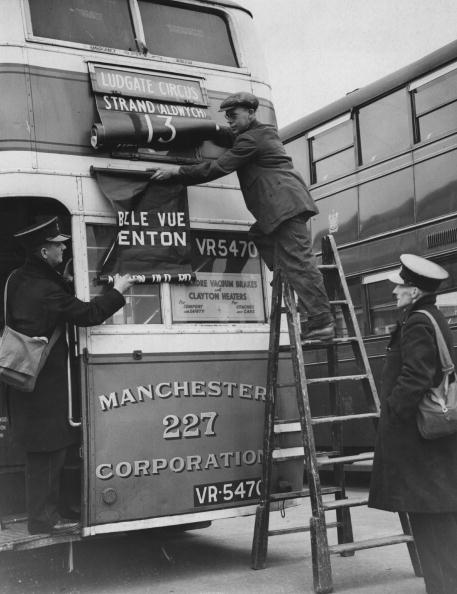 Positioning「London Borrows Buses」:写真・画像(18)[壁紙.com]