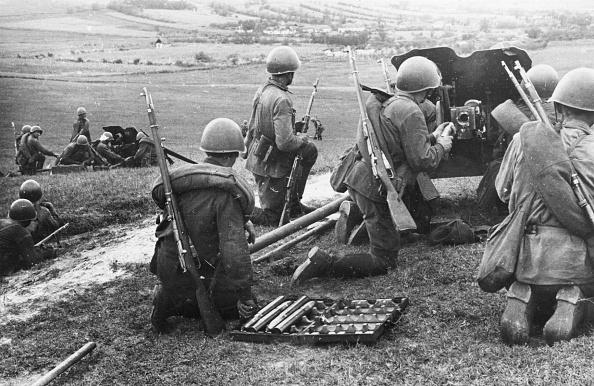 Soviet Military「Russian Artillery」:写真・画像(19)[壁紙.com]