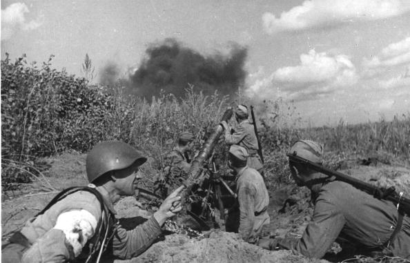 Russian Military「Stalingrad Mortars」:写真・画像(8)[壁紙.com]