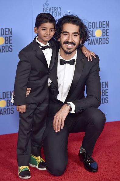 Burberry「74th Annual Golden Globe Awards - Press Room」:写真・画像(10)[壁紙.com]