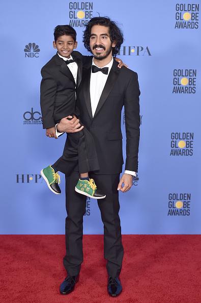 Burberry「74th Annual Golden Globe Awards - Press Room」:写真・画像(11)[壁紙.com]