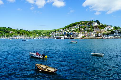 Dartmouth - England「Dartmouth, Devon, England」:スマホ壁紙(3)