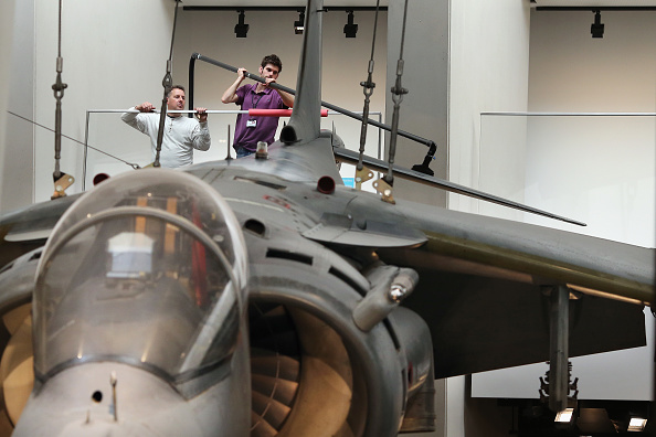 Transportation「World War One Galleries Open At The Imperial War Museum」:写真・画像(0)[壁紙.com]